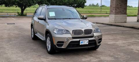 2011 BMW X5 for sale at America's Auto Financial in Houston TX