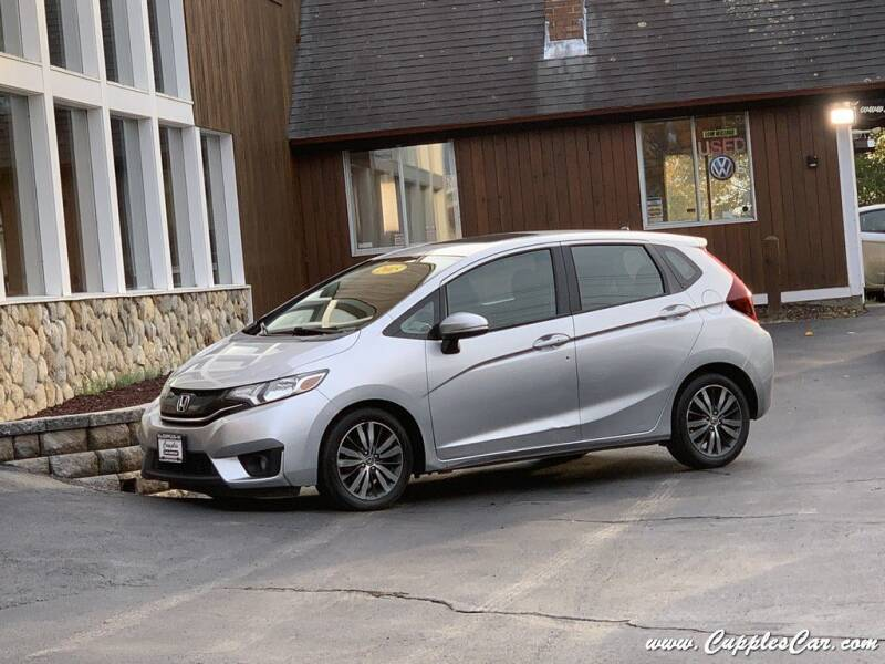 2015 Honda Fit for sale at Cupples Car Company in Belmont NH