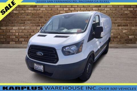 2017 Ford Transit Cargo for sale at Karplus Warehouse in Pacoima CA