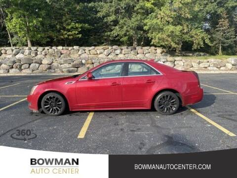 2012 Cadillac CTS for sale at Bowman Auto Center in Clarkston MI