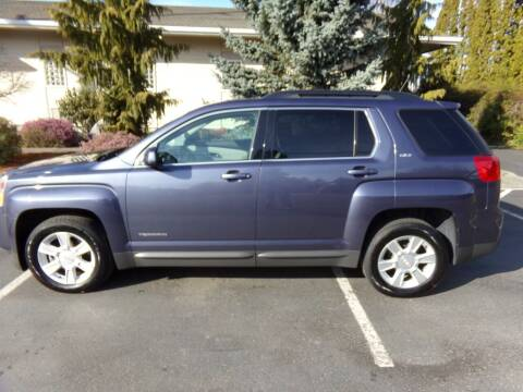 2013 GMC Terrain for sale at Signature Auto Sales in Bremerton WA