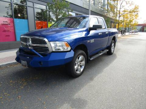 2015 RAM Ram Pickup 1500 for sale at Boston Auto Sales in Brighton MA