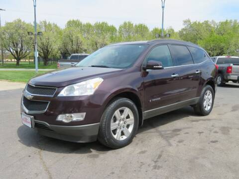 2009 Chevrolet Traverse for sale at Low Cost Cars North in Whitehall OH