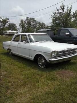 1962 Chevrolet Nova for sale at Haggle Me Classics in Hobart IN