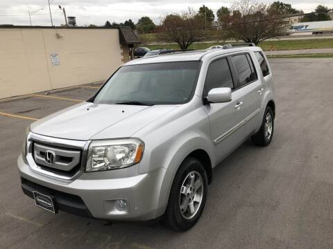 2010 Honda Pilot for sale at Auto Hub in Grandview MO
