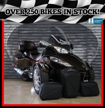 2013 Can-Am Spyder RT for sale at AZautorv.com in Mesa AZ