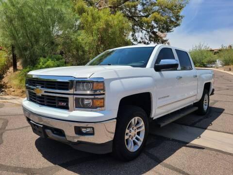 2014 Chevrolet Silverado 1500 for sale at BUY RIGHT AUTO SALES in Phoenix AZ
