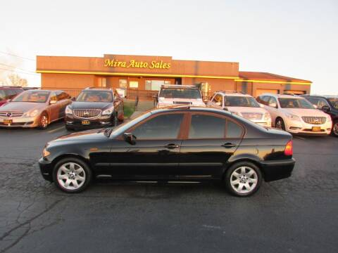 2004 BMW 3 Series for sale at MIRA AUTO SALES in Cincinnati OH