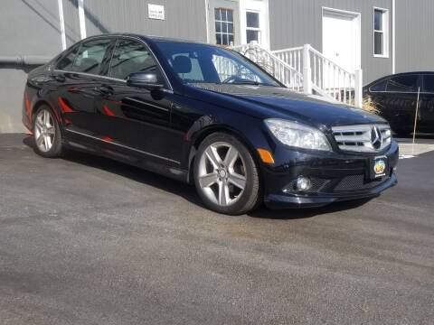 2010 Mercedes-Benz C-Class for sale at Great Lakes Classic Cars & Detail Shop in Hilton NY