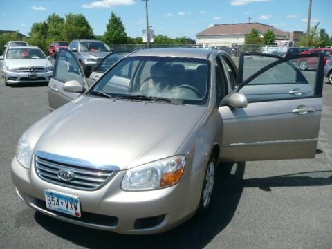 2008 Kia Spectra for sale at Prospect Auto Sales in Osseo MN