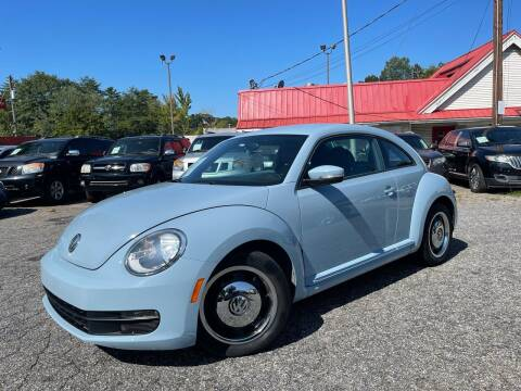 2012 Volkswagen Beetle for sale at Car Online in Roswell GA