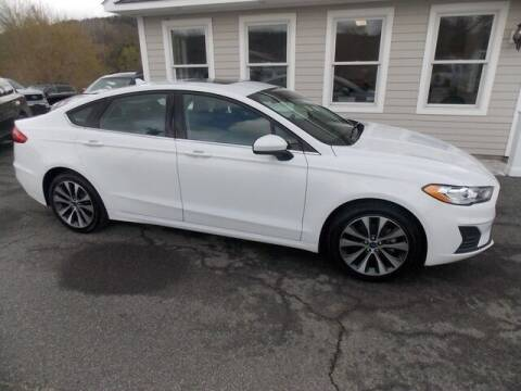 2019 Ford Fusion for sale at Bachettis Auto Sales in Sheffield MA
