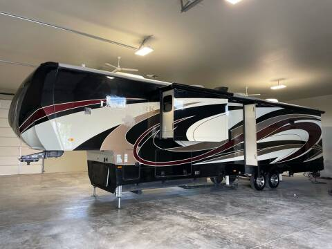 2017 Heartland Landmark 365 for sale at Harper Motorsports-Vehicles in Post Falls ID