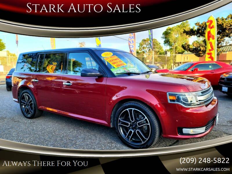 2014 Ford Flex for sale at Stark Auto Sales in Modesto CA