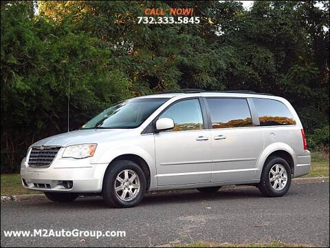 2008 Chrysler Town and Country for sale at M2 Auto Group Llc. EAST BRUNSWICK in East Brunswick NJ