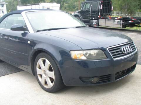 2006 Audi A4 for sale at Autoworks in Mishawaka IN