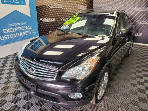 2012 Infiniti EX35 for sale at X Drive Auto Sales Inc. in Dearborn Heights MI
