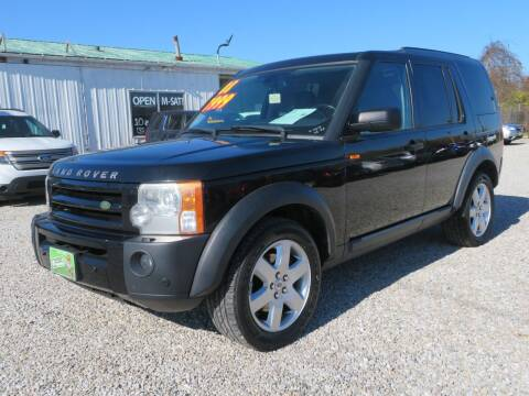 2008 Land Rover LR3 for sale at Low Cost Cars in Circleville OH