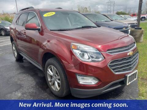 2016 Chevrolet Equinox for sale at East Syracuse Performance Sales & Service in Syracuse NY