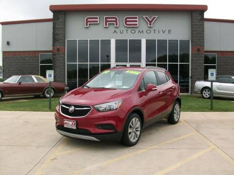 2018 Buick Encore for sale at Frey Automotive in Muskego WI