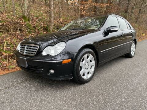 2006 Mercedes-Benz C-Class for sale at Lenoir Auto in Lenoir NC