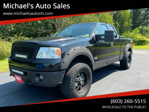 2008 Ford F-150 for sale at Michael's Auto Sales in Derry NH