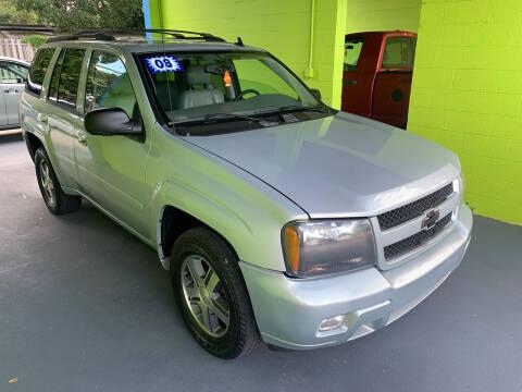 2008 Chevrolet TrailBlazer for sale at Autos to Go of Florida in Daytona Beach FL