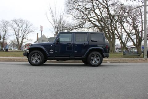 2012 Jeep Wrangler Unlimited for sale at Lexington Auto Club in Clifton NJ
