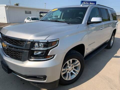 2019 Chevrolet Suburban for sale at Keller Motors in Palco KS