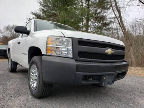 2007 Chevrolet Silverado 1500 for sale at Jacob's Auto Sales Inc in West Bridgewater MA