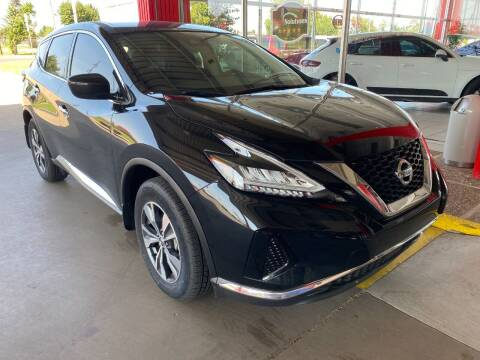 2021 Nissan Murano for sale at Auto Solutions in Warr Acres OK