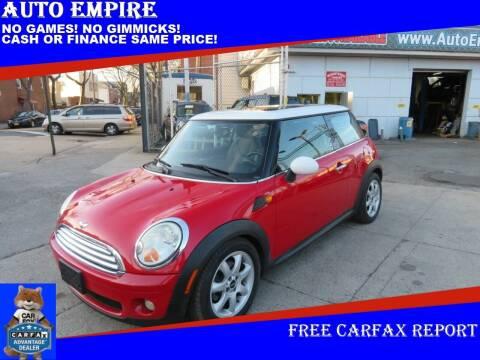 2009 MINI Cooper for sale at Auto Empire in Brooklyn NY