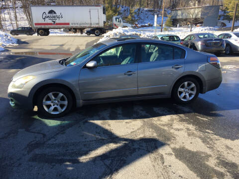 2009 Nissan Altima for sale at Mikes Auto Center INC. in Poughkeepsie NY