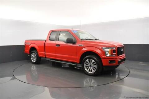 2018 Ford F-150 for sale at Tim Short Auto Mall 2 in Corbin KY