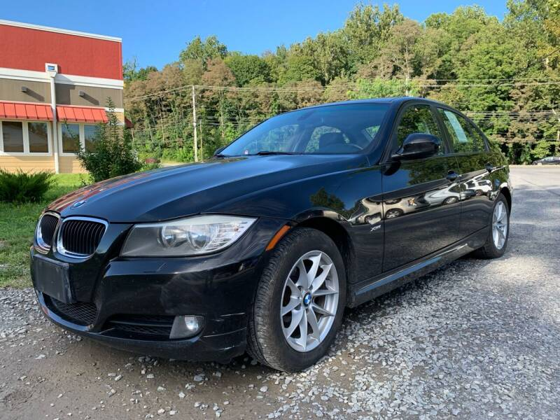 2010 BMW 3 Series for sale at Auto Warehouse in Poughkeepsie NY