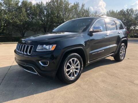 2015 Jeep Grand Cherokee for sale at Triple A's Motors in Greensboro NC