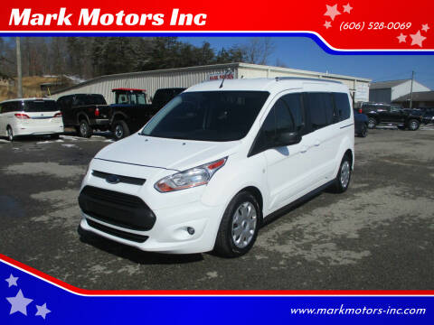 2017 Ford Transit Connect Wagon for sale at Mark Motors Inc in Gray KY