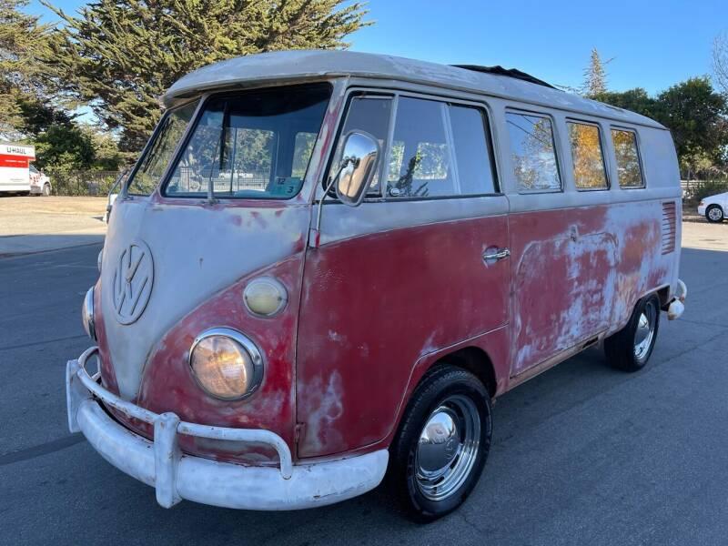 1966 Volkswagen Bus for sale at Dodi Auto Sales in Monterey CA