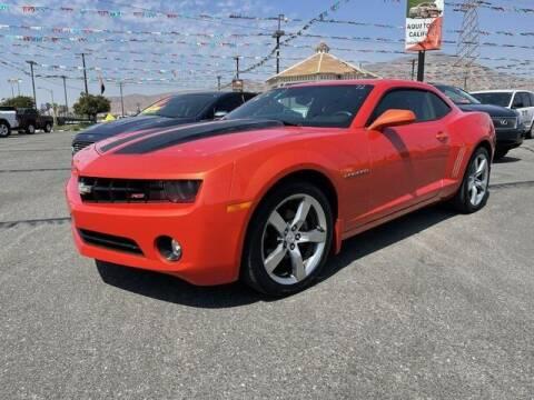 2010 Chevrolet Camaro for sale at Los Compadres Auto Sales in Riverside CA