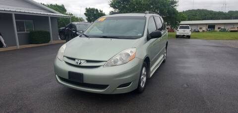 2008 Toyota Sienna for sale at Jacks Auto Sales in Mountain Home AR