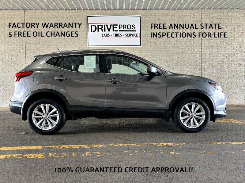 2017 Nissan Rogue Sport for sale at Drive Pros in Charles Town WV
