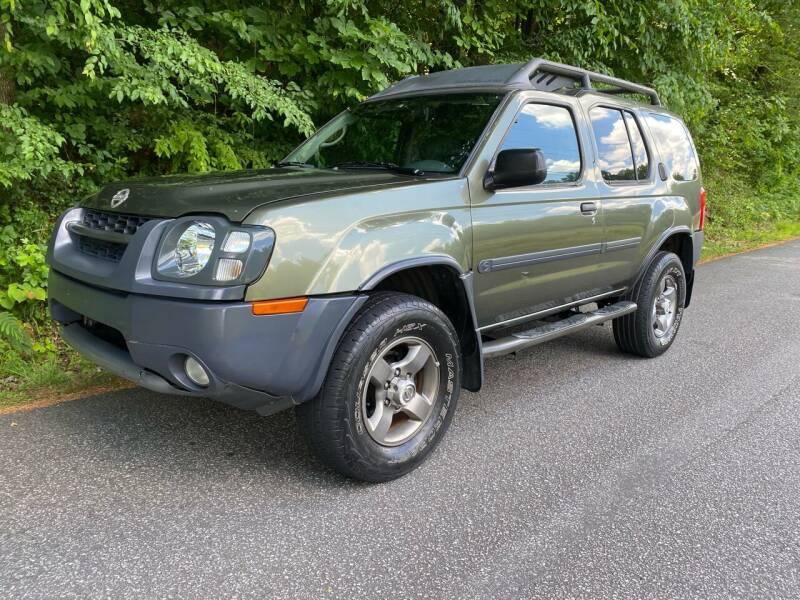 2003 Nissan Xterra for sale at Lenoir Auto in Lenoir NC