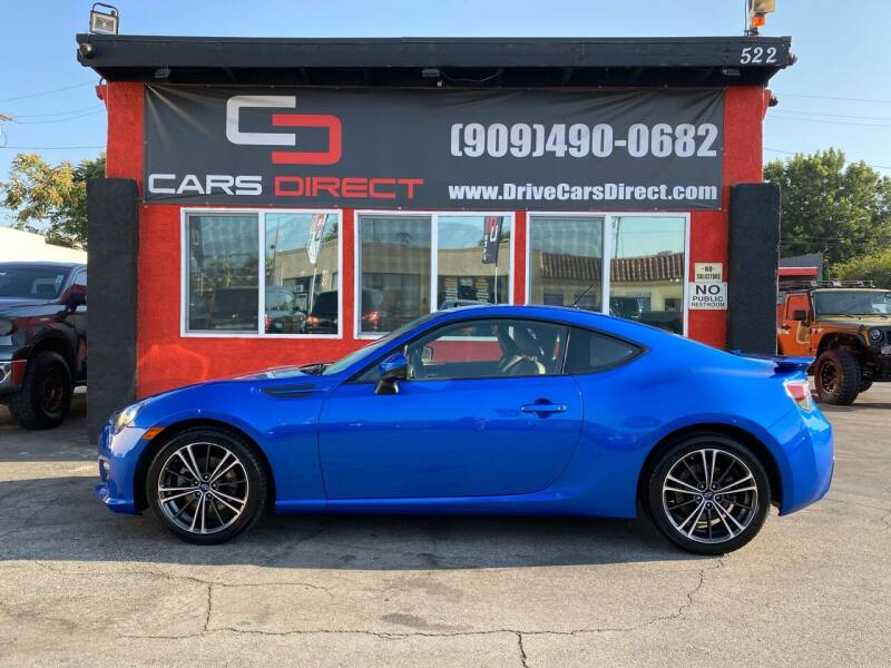 2013 Subaru BRZ for sale at Cars Direct in Ontario CA