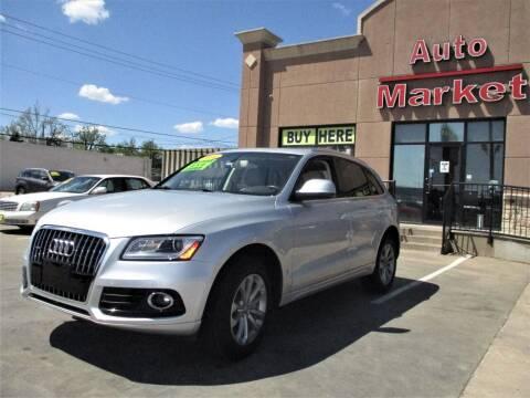 2014 Audi Q5 for sale at Auto Market in Oklahoma City OK