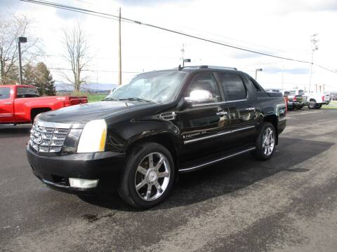 2007 Cadillac Escalade EXT for sale at FINAL DRIVE AUTO SALES INC in Shippensburg PA