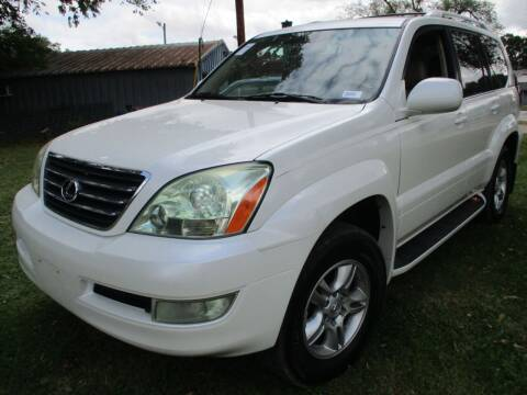 2006 Lexus GX 470 for sale at Dons Carz in Topeka KS