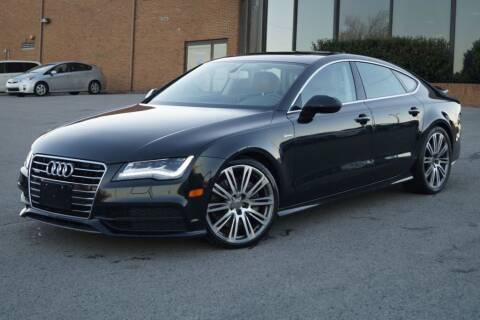 2012 Audi A7 for sale at Next Ride Motors in Nashville TN