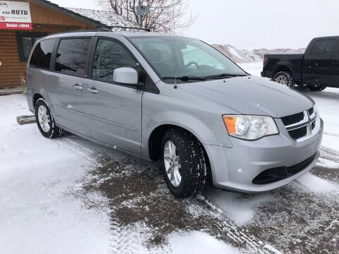 2013 Dodge Grand Caravan for sale at 5 Star Truck and Auto in Idaho Falls ID