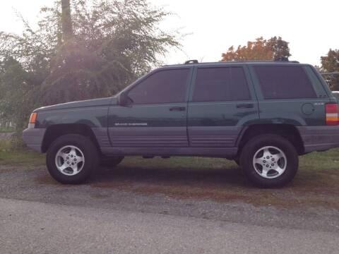 1996 Jeep Grand Cherokee for sale at TTT Auto Sales in Spokane WA