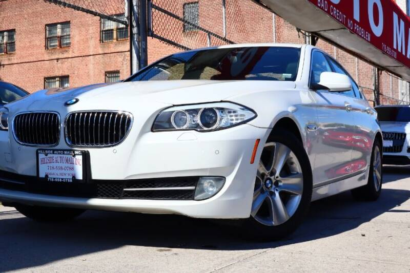 2013 BMW 5 Series for sale at HILLSIDE AUTO MALL INC in Jamaica NY